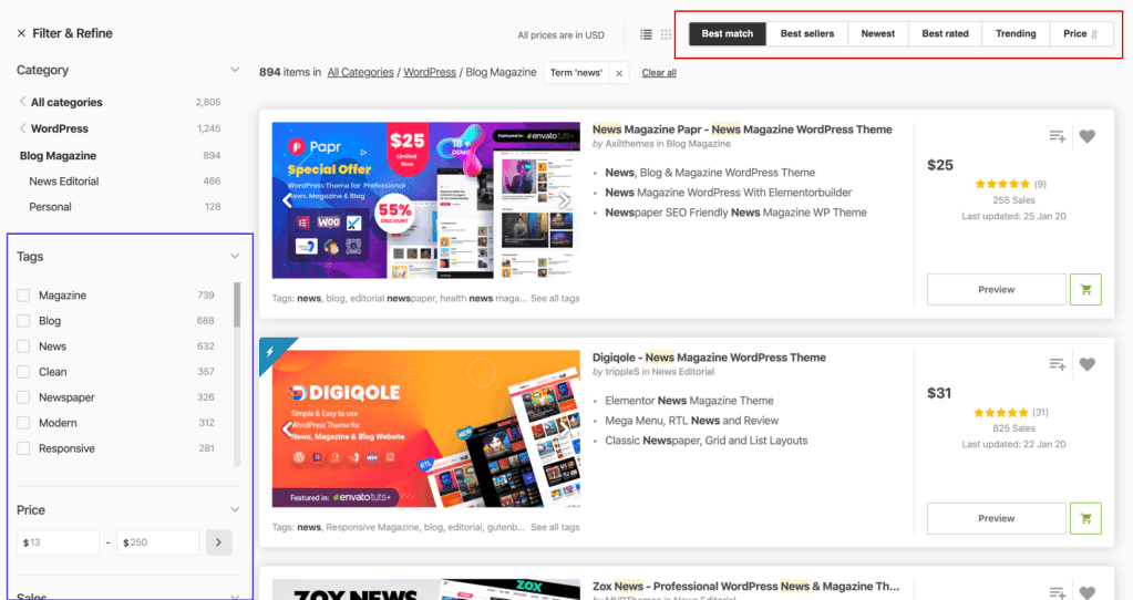 themeforest howto 2