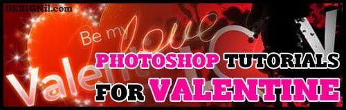 Valentine's Day Photoshop Tutorial