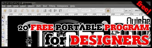 Portable Softwares Free Download for Web Designers