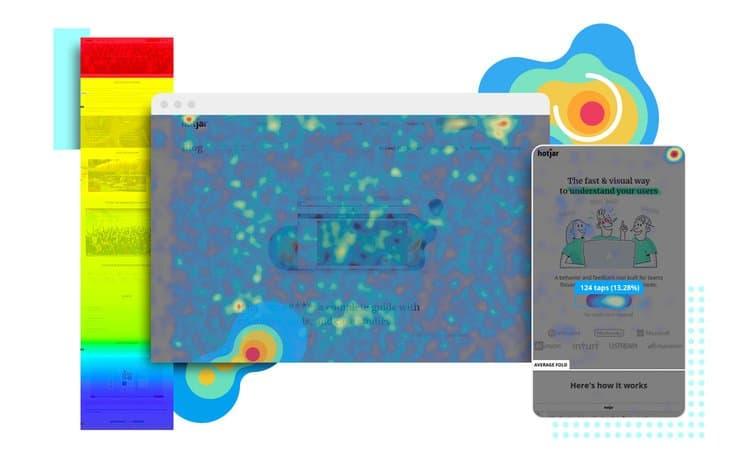 Heatmap UX tool